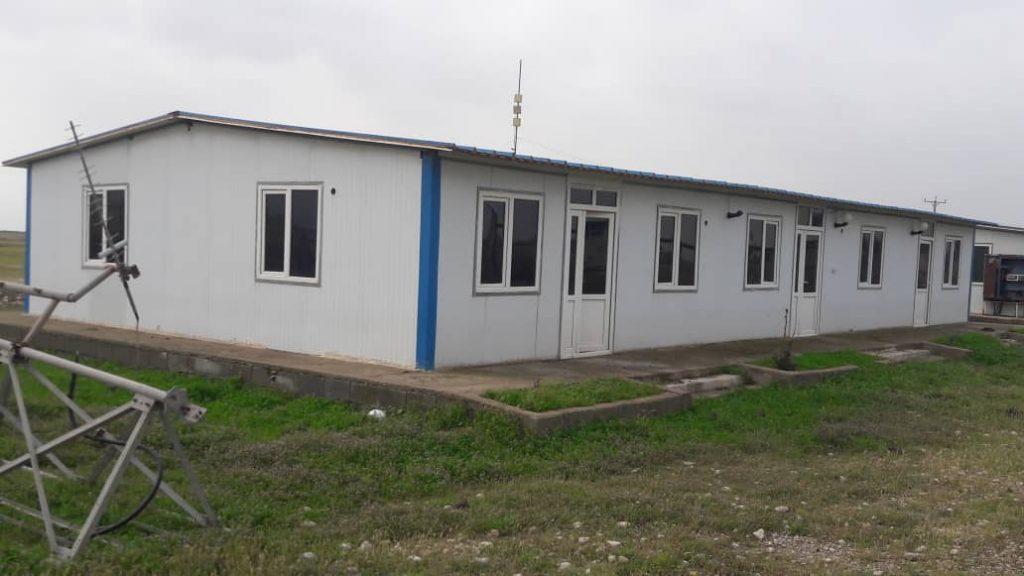 ساختمان پیش ساخته در خوزستان